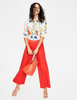 Blood Orange Aurelie Culottes