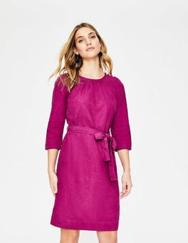 Fuchsia Katie Dress