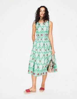 Foliage Duo Paisey Lizzie Dress