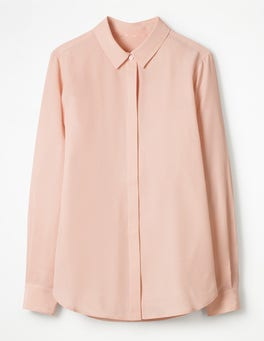 Pink Frosting  The Silk Shirt