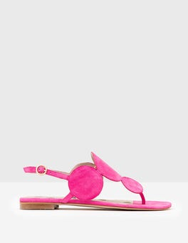 Party Pink Aubury Sandals