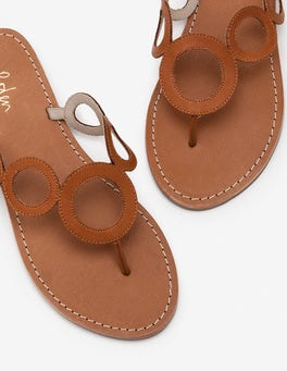 Tan Jillian Sandals