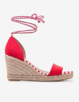Sunset Edana Espadrille Wedges