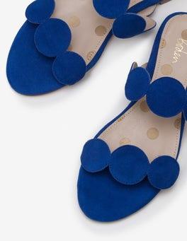 Klein Blue Briana Slides