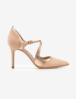 Soft Rose Tisha Heels