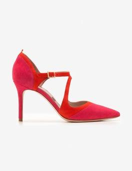 Carnival Pink Tisha Heels