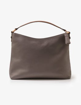 Dove Grey Renee Shoulder Bag