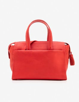 Red Pop Lyla Midi Bag