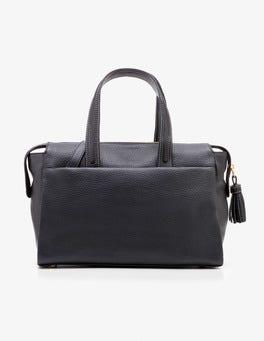 Navy Lyla Midi Bag