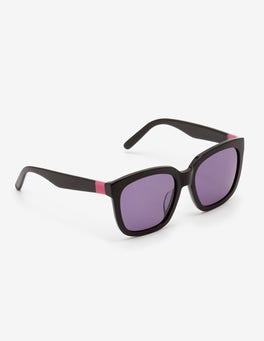 Black Tanya Sunglasses