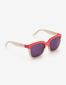 Coral/Soft Rose Tanya Sunglasses