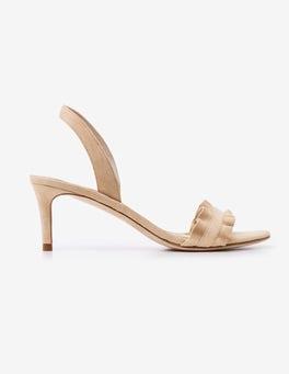Rose Tendre Chaussures à talons Aida