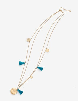 Marianna Longline Necklace
