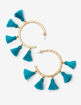 Marianna Hoop Earrings