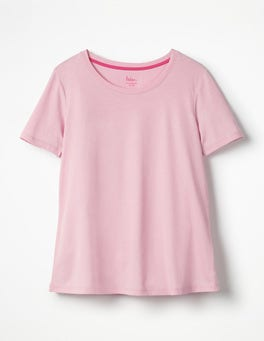 Soft Peony Supersoft Easy Tee