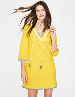 Lemon Zest Kasia Jersey Tunic