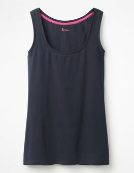 Navy Essential Tank