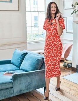 Vanessa Jersey Dress