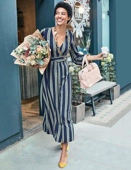 Hayden Jersey Dress