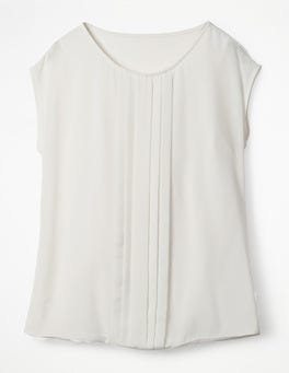 Ivory Dakota Jersey Top