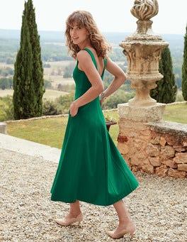 Ponte Dress At Boden