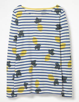 Scattered Lemons Make A Statement Breton