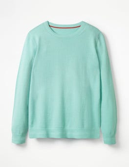 Ripple Cashmere Crew Sweater