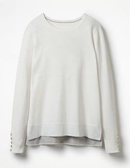Ivory Tilly Jumper