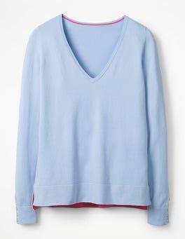 Cloud Tilly V-neck Sweater