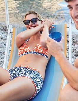 Positano Halter Bikini Top
