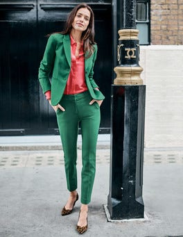 Blazer Elizabeth en point de Rome