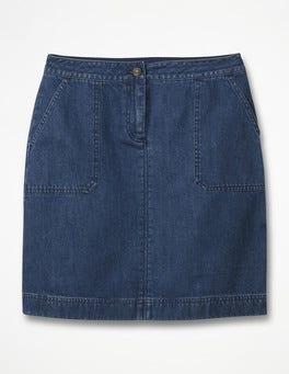 Mid Vintage Chino Skirt