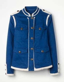 Riviera Blue Rosannah Jacket