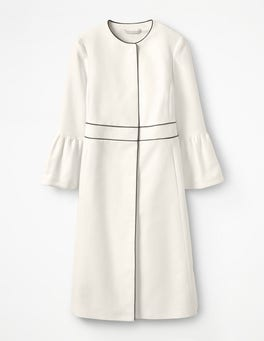 Ivory Kaley Occasion Coat