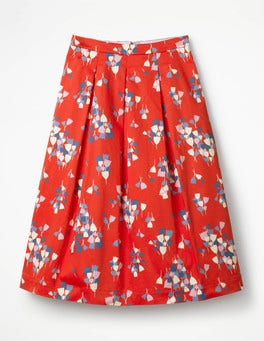Red Pop, Tulip Lola Skirt