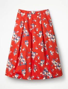 Red Pop, Tulip Lola Skirt