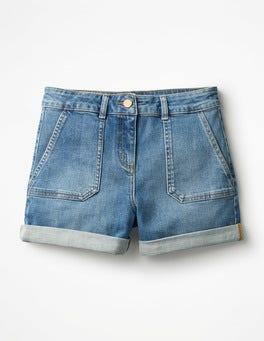 Mid Vintage Karin Shorts