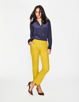 Mimosa Yellow Richmond Trousers