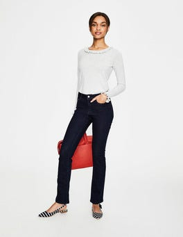 Indigo Schmale Marylebone Bootcut-Jeans
