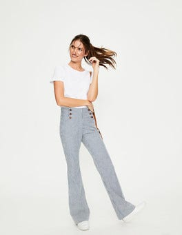 Ticking Stripe Southampton Sailor Jeans