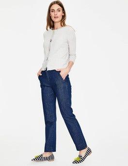 Indigo Wellington Jeans
