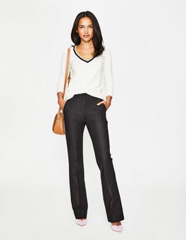 Richmond Bootcut Trousers