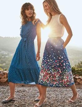 Emelia Midi Skirt