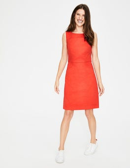 Red Pop Tamara Dress