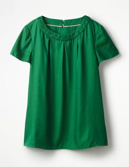 Sap Green Carey Top