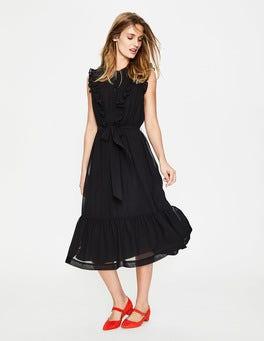 Black Elise Dress