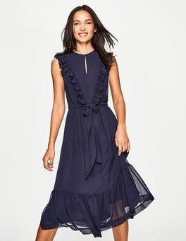 Navy Elise Dress