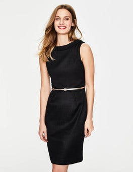 Black Martha Dress