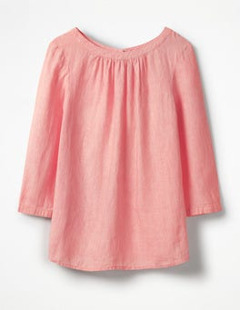 Azalea and Coconut Ice Stripe Katie Top