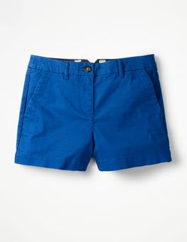 Lupine Blue Rachel Chino Shorts